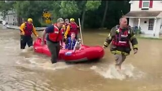 Tropical Storm Isaias brings heavy flooding to Cecil County