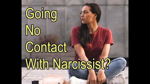 When is it time to go no contact with a Narcissist family member?