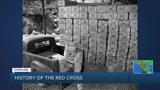 Steve's Ride: History of the American Red Cross