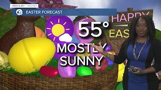 7 First Alert Forecast 11 p.m. Update, April 3