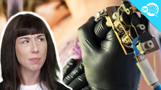 BrainStuff: How Do Tattoo Machines Work?