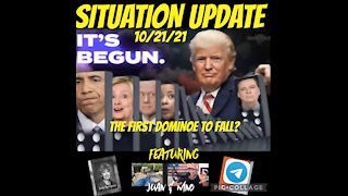 SITUATION UPDATE 10/21/21