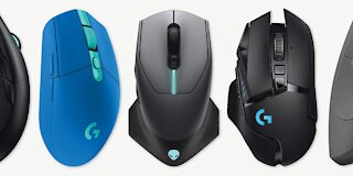 5 Best WIRELESS GAMING MOUSE 2021