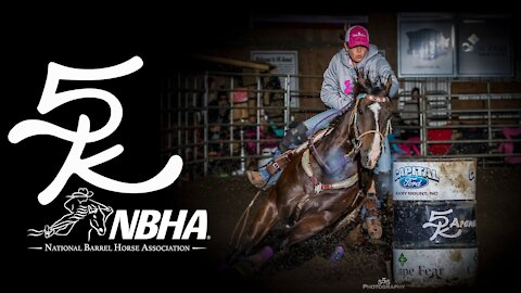 5K Arena | NBHA | Future Fortunes | Barrel Race