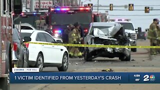 1 victim identified in deadly OHP pursuit