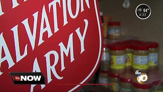 Salvation Army helping furloughed workers