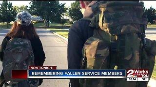 Remembering fallen service members