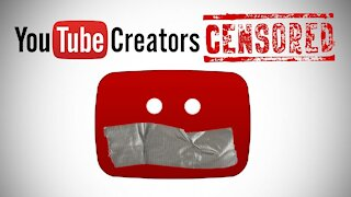 Youtube AGE-RESTRICTS a Bible Verse John 13:34
