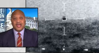 Rep André Carson Calls for Public Hearing on UFOs!