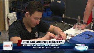 JTED program prepares next generation of first responders