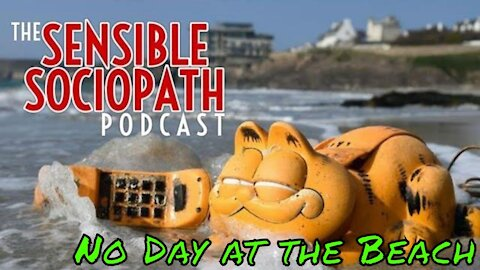 Ep 073: No Day at the Beach, Two Head Dolphin, No-eye Mystery Fish
