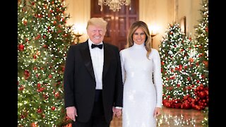Christmas at the White House w/ the Trump Family