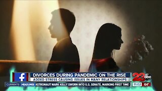 23ABC looks into a spike in divorce rates during the pandemic