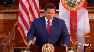 DeSantis praises Florida voting process