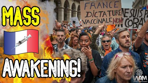 MASS AWAKENING? - Protests CONTINUE In France As Narrative COLLAPSES!
