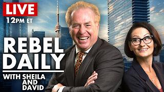 DAILY | Rebel Needs Vax Passport Lawyers!