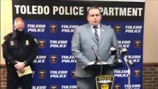 Gov. DeWine orders flags flown at half-staff for Toledo officer killed