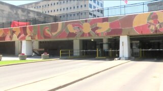 Nearly 40 artists come together to work on Milwaukee Strong project