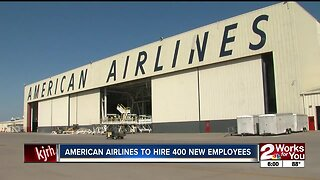 American Airlines to Hire 400 New Employees
