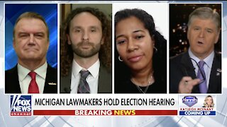 Poll watchers' affidavits claim election canvassing irregularities