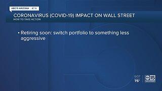 Stock Market plummets amid coronavirus fears