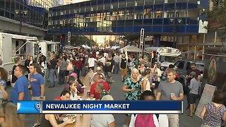 NEWaukee Night Market cancels first event of season