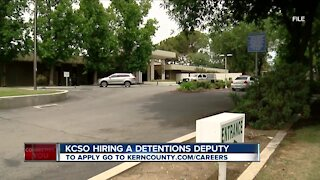 KCSO looking to hire detentions deputies