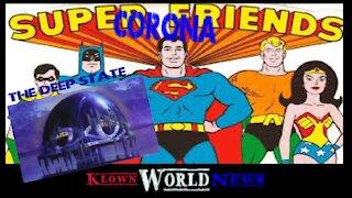 Super Corona Friends Corona Cops II
