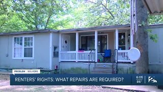 Renters' rights: What repairs are required