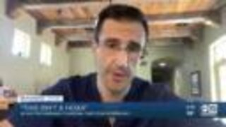 Arizona doctor urges public to take COVID-19 seriously