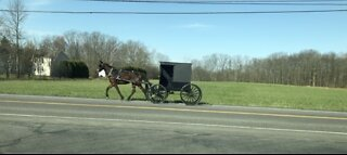 Outreach to Amish County during pandemic