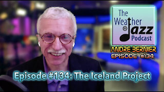 WeatherJazz® Episode #134: The Iceland Project