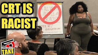 Why Critical Race Theory is RACIST!