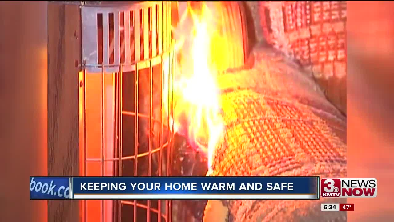 Keeping Your Home Warm & Safe