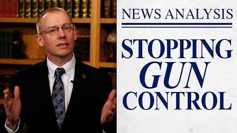 Nullification Stops Gun Control