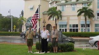 New American flag and pole added to Boynton Beach park