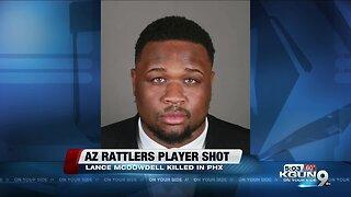 Arizona Rattlers player killed in Phoenix shooting