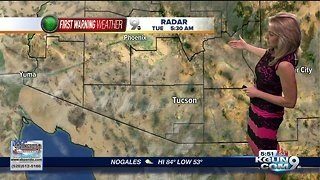 April Madison's Tuesday, March 26 forecast