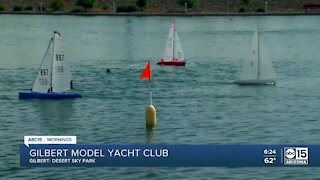 Gilbert Model Yacht Club