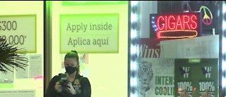 Las Vegas police seek shooter after fight turns deadly outside smoke shop