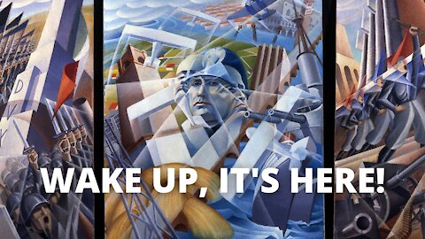 WAKE UP!! WE ARE MILES DOWN THE ROAD TO TOTALIARIANISM