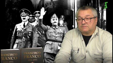Dr Sławomir Dawidowski: Kanclerz Adolf Hitler i III Rzesza wobec wojny domowej w Hiszpanii (1936-39)