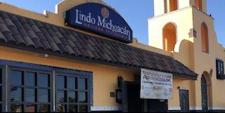 Sinkhole causes temporary closure of original Lindo Michoacan