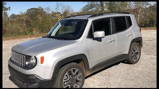 2018 Jeep Renegade Latitude review