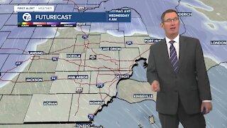 2 storms this week