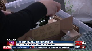 Shop Small Bakersfield brings local online businesses to a pop-up market