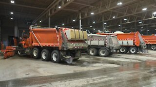 Appleton city, Outagamie County officials prepare for winter snowfall