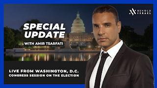 Amir Tsarfati: Special Update from Washington D.C.