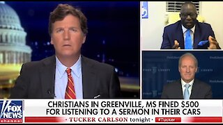 Cops fine worshippers at drive-in Christian church service in Mississippi
