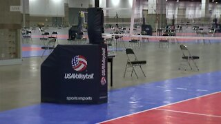 Colorado Convention Center holds first event since pandemic began